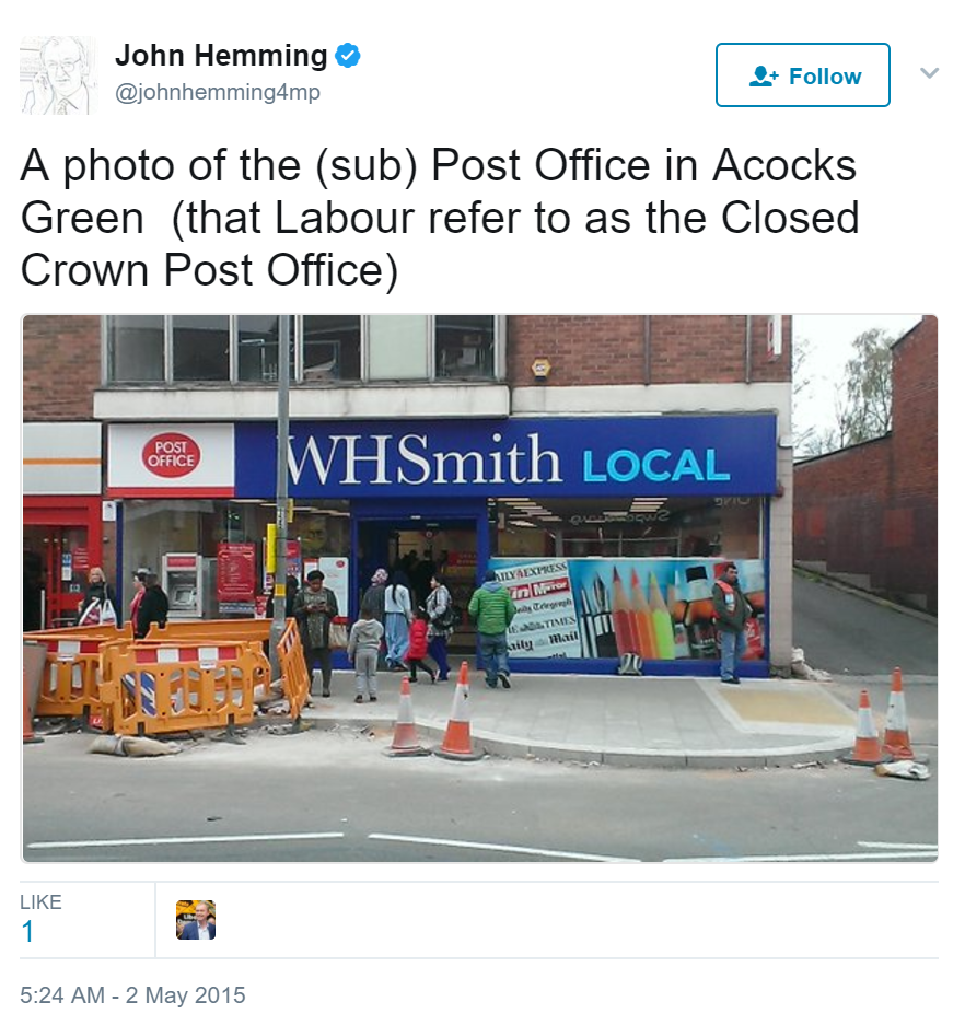 Labour candidate faces integrity test on nukes slur - Post office joint account ...
